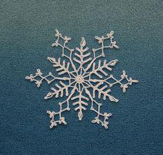 Eagle Feathers: Snowflake/Sniezynka