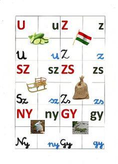 ÁBCKirakó | modernNagyi Calendar, Holiday Decor, Speech Language Therapy, Life Planner