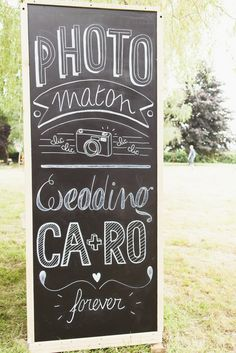 Reportage Mariage {Camille & Rodolphe}
