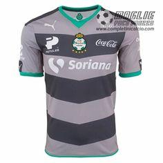maglie calcio a poco prezzo: Maglia Santos Laguna 2016