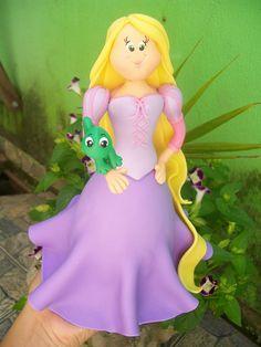 Rapunzel - Enrrolados by aline.pavo, via Flickr