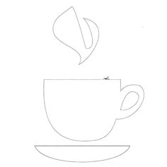 Coffee cup / Tasse de café