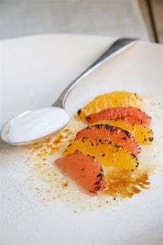 Seared Citrus