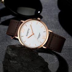 1f079119577 Fashion Ladies Watch Women Luxury Dress Watch Leather Bracelet Quartz Watch relogio  feminino