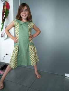 Nina zelfgemaakte kleertjes 2 Catharine Deweerdt