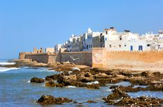 Essaouira's Portuguese Ramparts are the perfect way to discover this seaside town. Stroll them in their entirety along with the medina and her winding wall that abuts the Atlantic Coast. http://www.travel-exploration.com/tour.cfm/Essaouirahttp://www.travel-exploration.com/tour.cfm/Essaouira