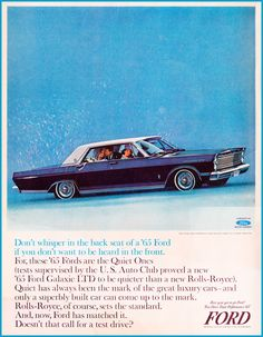 1965 Ford Galaxie LTD
