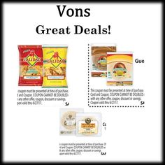 Vons - Club Deals On Mexican Products - https://dealmama.com/2017/06/vons-club-deals-mexican-products/