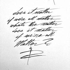 When we're done? - Andrew Bird #sketch #drawing #penandink #doodle #cartoon #typography #letters #type #andrewbird #script #handlettering #music #lyrics