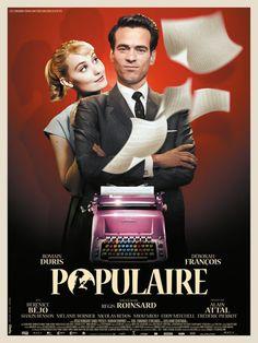 Blog Encantes : Filme: A Datilógrafa (Populaire, 2013)