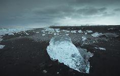 Diamond Beach, Islandia