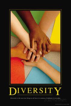 Diversity Prints at AllPosters.com
