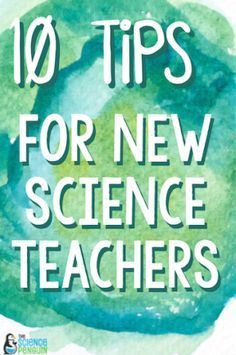 Read More About Advice for New Science Teachers 10 Tips — The Science Penguin Science Resources, Science Lessons, Science Education, Teaching Science, Science Ideas, Physical Science, Science Activities, Science Fun, Science Labs