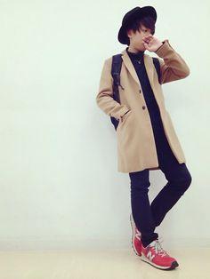 kazuya masubuchiハット「WEGO 」Styling looks