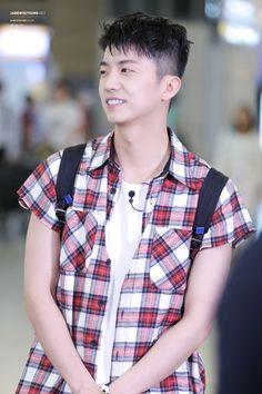 wooyoung ♥ :: 160821 인천공항 출국