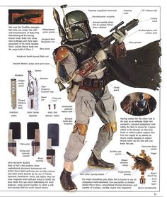 Star Wars: The Visual Dictionary is a reference book written by David West Reynolds and released by DK Publishing on October It is the first book in the Star Wars Visual. Star Wars Fett, Star Trek, Starwars, Boba Fett Costume, Visual Dictionary, Star Wars Episode Iv, Star Wars Costumes, Bounty Hunter, Battlestar Galactica