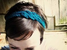 mama says sew: Sailor's Knot Headband