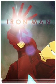 I am Iron Man by *Arco2002 #Avengers #IronMan