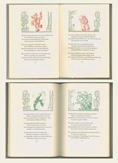 This is The Hunting of the Snark : Being a Poem in Eight Fits Written by Lewis… Nonsense Poems, Comic Pictures, Lewis Carroll, Repeating Patterns, Vignettes, Hunting, Presents, Illustration, Etsy
