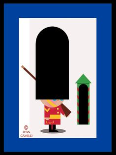 Little British, or perhaps Belgian or Scandinavian, guard. Digital