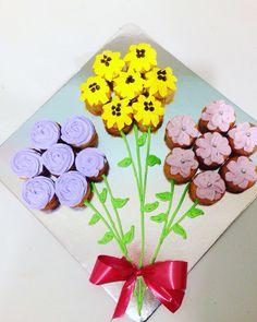 Tabla de Cupcakes para regalar en Amor y Amistad. Llámanos al (1) 625 1684 en Bogotá. - #SoSweet #PasteleriaArtesanal #Reposteria #Cupcakes #CupcakeFactory #CupcakesEnBogota #Pastry #PastryShop #AmorYAmistad #Bogota www.SoSweet.com.co