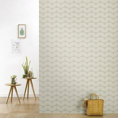 Roomblush behang wallpaper hearts kaki behangpapier woonkamer slaapkamer interieur design muurdecoratie