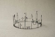 Wire Crown.
