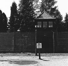Halt  Auschwitz I    Kodak Tri-X 400