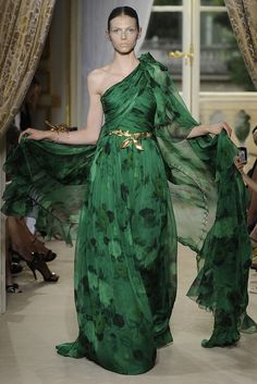 Giambattista Valli, Fall Couture 2012.