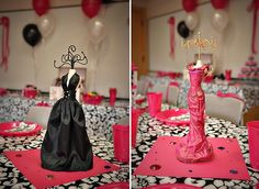 Fashion design birthday party 82