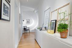 Una casa 'vivida' escandinava