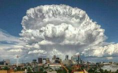"TIEMPO&CLIMA en Twitter: ""Colosal captura de un Cumulonimbus en Denver…"