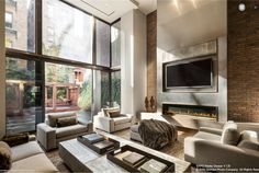 Village Townhouse With Zen Garden  - Curbed NY