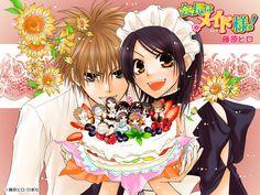 Manga Kaichou wa Maid-sama- Capítulo 85 Página 52