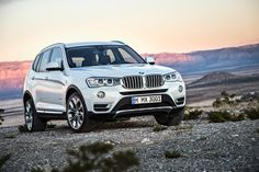 """КЛАССНЫЕ ФОТО АВТО! (и не только) - BMW X3 (F25) (2014). Обновлённый Х3 """" с лицом"""", как у будущего BMW X4"""