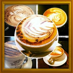 Coffee Collage: best of #Sydney coffees ...