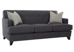 Decor-rest Fabric condo sofa 2532 | UrbanCabin