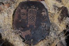 The Rock Art Engravings of the Coso Range Ancient Mysteries, Artwork Display, Art Archive, Glyphs, Native Americans, Ancient Art, Rock Art, American Indians, The Rock