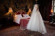 Great Fosters, Egham Luxury Wedding Venue: Photography credit Hayley Bray