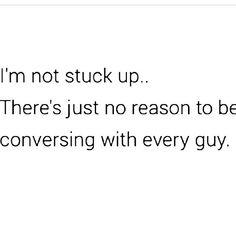 I'm not stuck up . Stuck Up, Definitions, Math Equations, Woman, Women