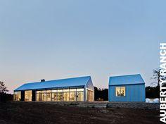 Auberty Ranch   Joshua Nimmo   Archinect