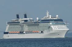 #SailwithCelebrity Celebrity Solstices sailed on this ship in 2013