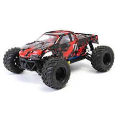 HAIBOXING 18859E 1/18 2.4G 4WD 30KM/H Electric Powered Off Road Truck