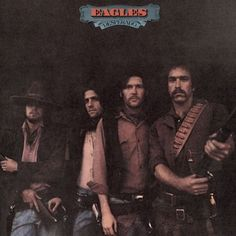 The Eagles' Desperado album. My favorite Eagles' album. Eagles Albums, Eagles Songs, Eagles Band, Eagles Music, Eagles Lyrics, Cover Art, Lp Cover, Vinyl Lp, Vinyl Records