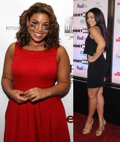 These celebs slimmed all the way down and look amazing! Check out their transformations.   Page 2