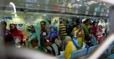 Crowds Line Up at India's Banks to Exchange Banned Rupee Notes | Prime Minister Narendra Modi's surprise ban on 500 and 1,000 rupee bills, aimed at tax avoidance and money laundering, is making life difficult for the average Indian.