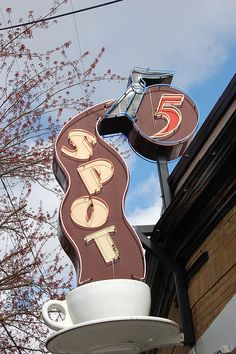 The 5 Spot Cafe in Seattle, WA part of the CHOW Foods Group.  Awesome Breakfast, Fun Neighborhood.  Even Rachael Ray gave it a thumbs up when she visited for her show!  https://www.chowfoods.com/5-spot