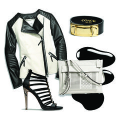 Content by Coach - Spring Forward with 8 NYC inspired looks by Coach - Add a Little Drama from #InStyle