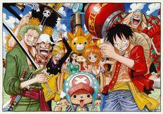 One Piece: Super Grand Battle! X Announced For The 3DS - ShonenGameZ.