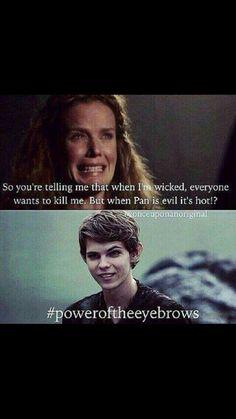 #poweroftheeyebrows